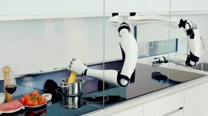 家庭用ロボットシェフ