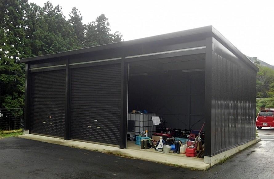イナバ倉庫
