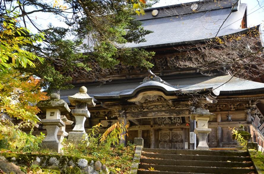 福満虚空蔵円蔵寺
