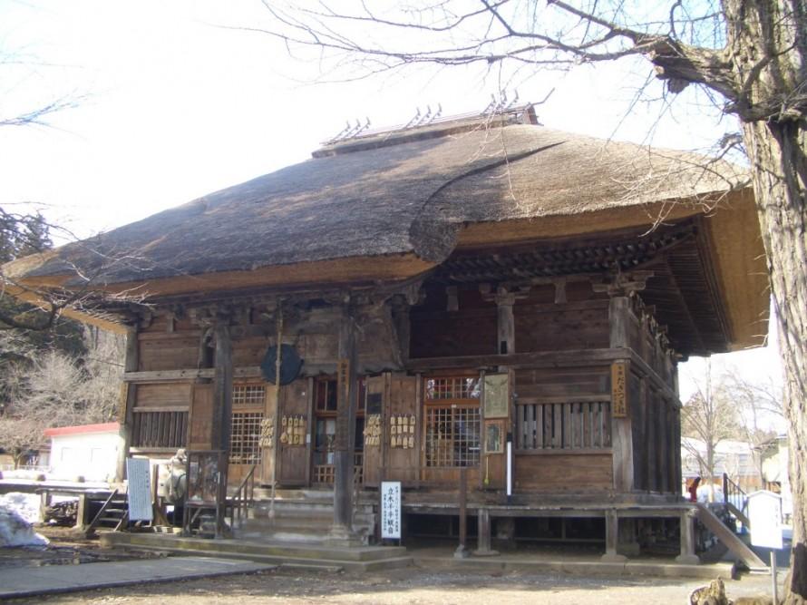 立木観音堂