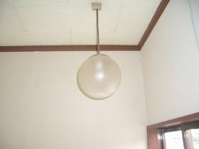 廊下の照明灯