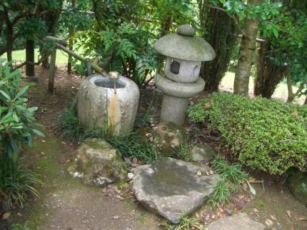 逢瀬公園の水琴窟