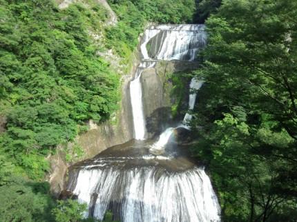 新観瀑台からの眺め