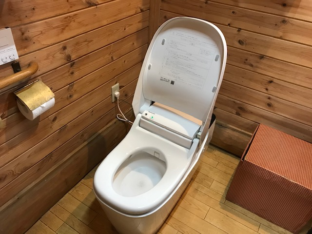 プレオ郡山店 トイレ