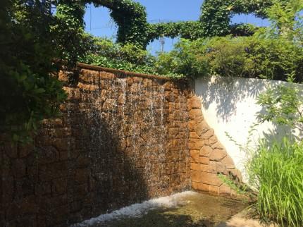プレオの滝