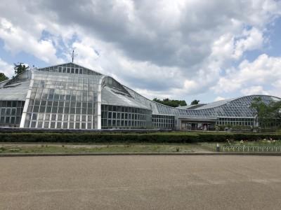 京都府立植物園温室