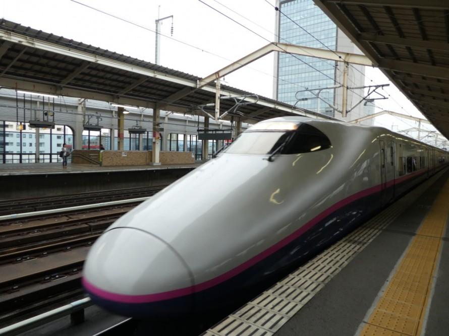 新幹線やまびこ