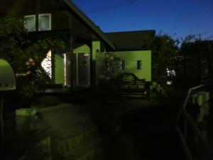 プレオ郡山店夜