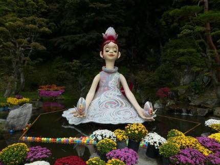 花の女神フローラ