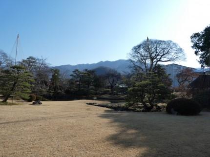 座視鑑賞庭園