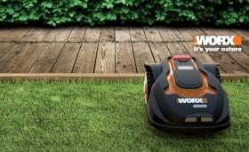 ワークス社のロボット芝刈り機