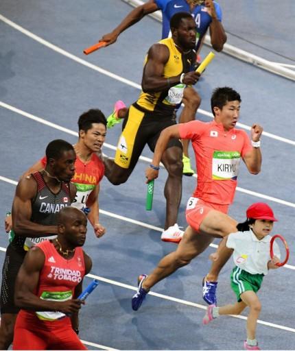 昨年のオリンピック