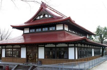 宮崎警察学校武徳殿