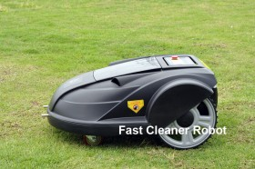 fast cleaner robot